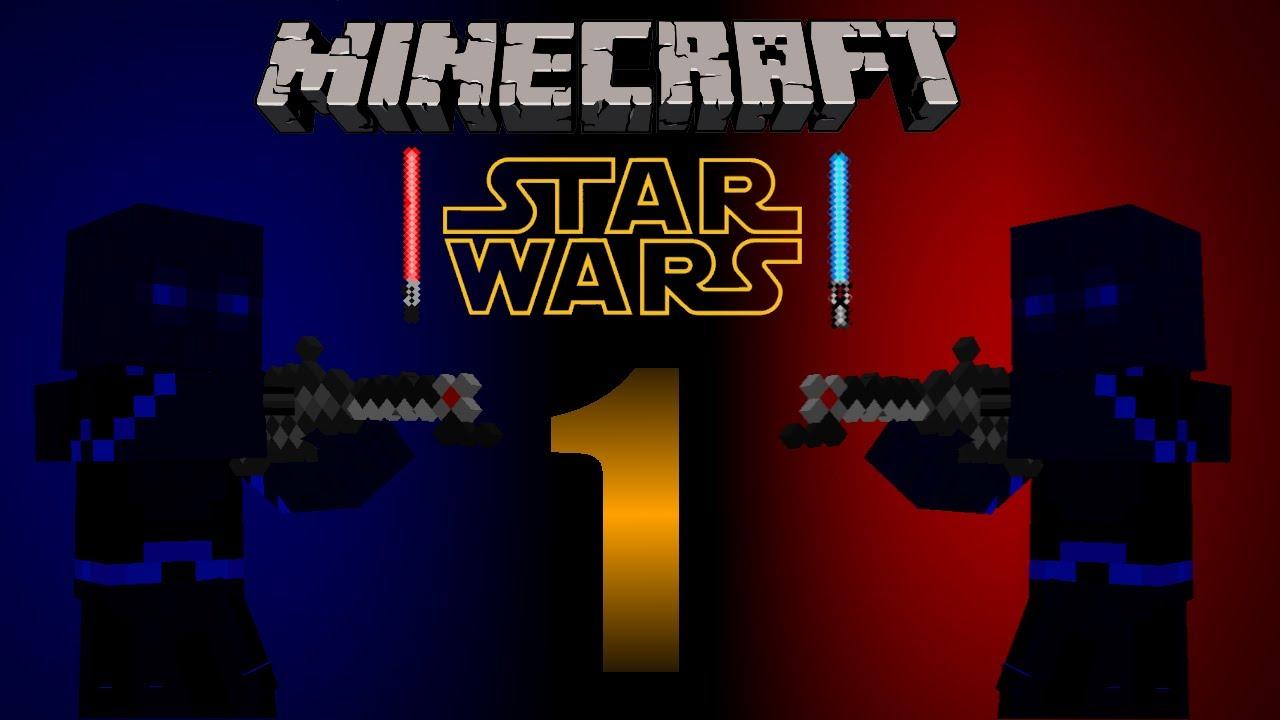 MINECRAFT Star Wars Battlefront Ep 1 Star Wars IN