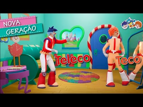 Conheça Teleco e Teco a nova dupla de palhaços que vai conquistar a garotada