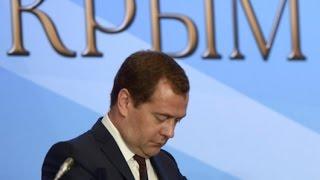 Семен Слепаков Обращение к народу Медведева в Крыму