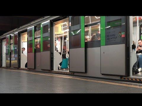 U-Bahn Milano - Bahnhof Cadorna FN Metro Milano Cadorna - M2