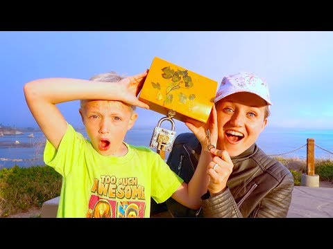 We Found A Treasure Box With Another Trick Lock! Is The Trip Almost Over? Mr. E Part 16