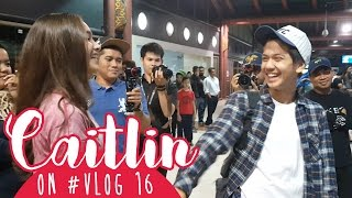 Download Video Caitlin On #VLOG 16 - Bye Iqbaal T_T MP3 3GP MP4