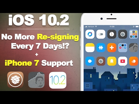 Yalu to Remain Signed FOREVER!? Why iPhone 7 Support & Yalu is Delayed | iOS 10 Jailbreak Update #16