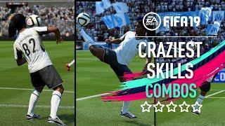 FIFA 19   CRAZIEST SKILL COMBOS