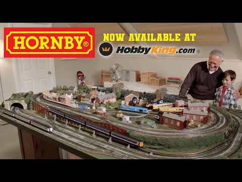 Hornby Model Railways, Train Sets, Locomotives, and Accessories – Now Available At HobbyKing