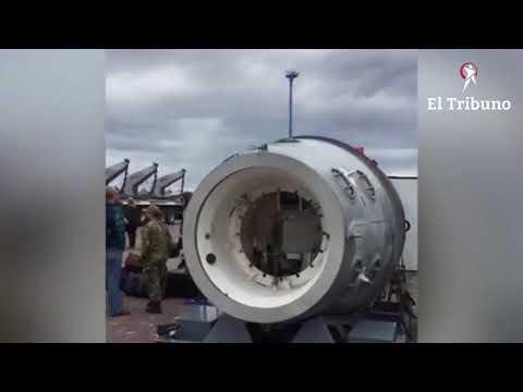 La Marina de los Estados Unidos envió a su principal equipo de rescates submarinos