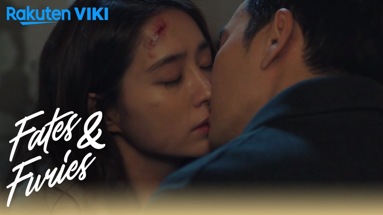 Fates And Furies Ep16 Desperate Kiss Eng Sub