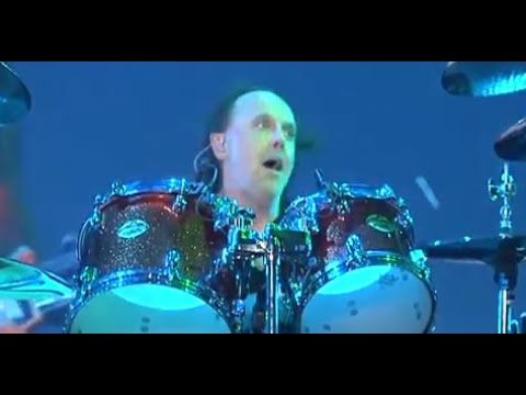 """Metallica's drummer Lars on new album """"It's the heaviest thing, the coolest,"""""""