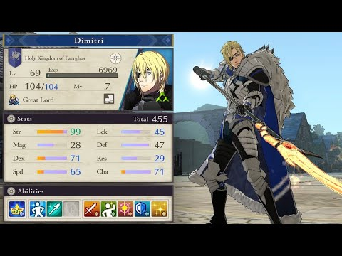 To Become OverPowered - Fire Emblem Three Houses