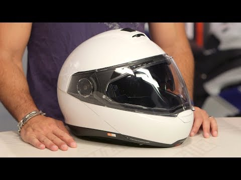 Thumbnail for Schuberth C4 Helmet Review