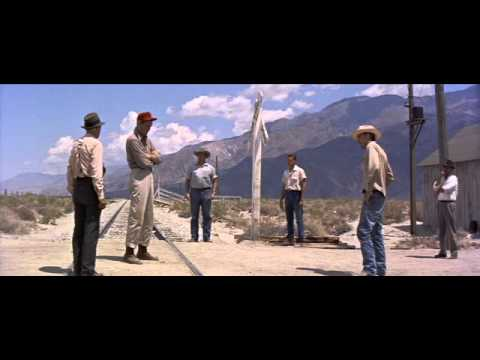 Bad Day At Black Rock (1955) - Redemption Day
