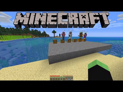 Minecraft Monday Stream #6 - Mining Challenge!