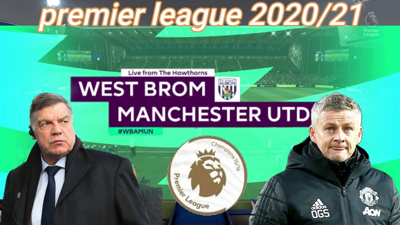 FIFA 21 | West Brom vs Manchester United | EPL February 14, 2021 | Full Gameplay