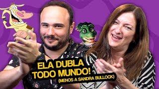 """Baixar A DUBLADORA DE """"TODAS"""" AS ATRIZES DO MUNDO ft Miriam Ficher"""