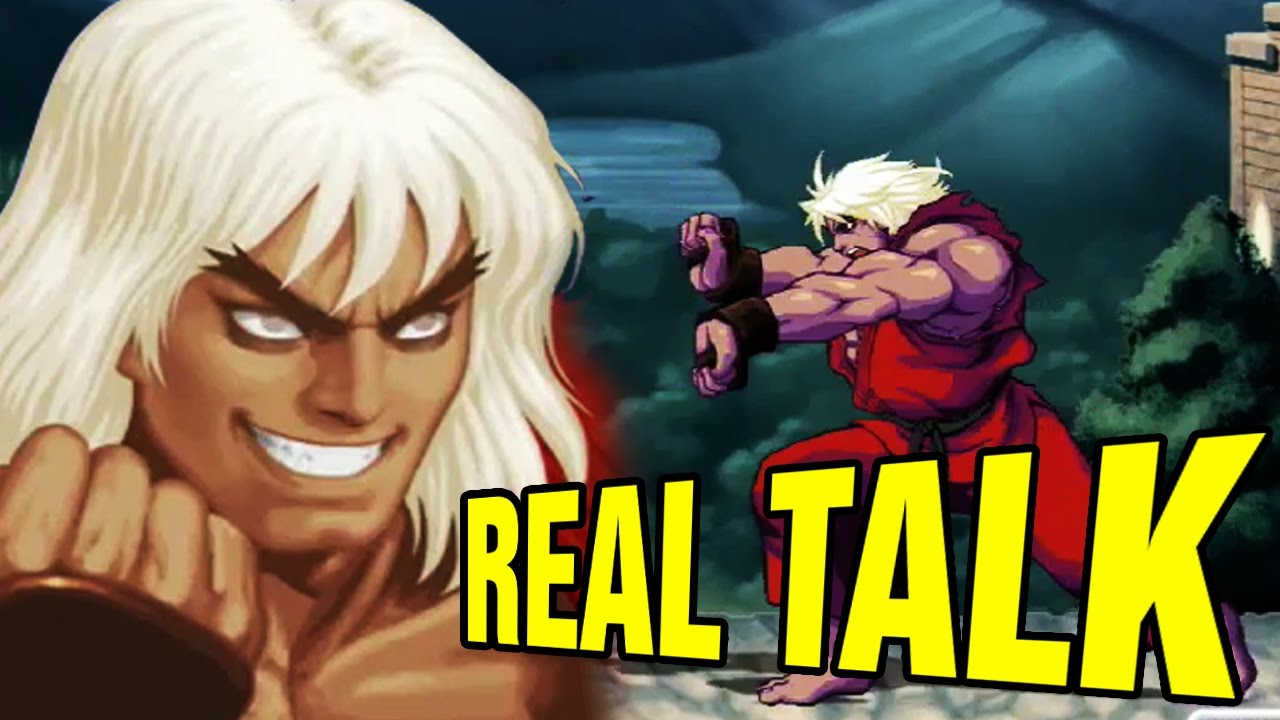 REAL TALK Nintendo Switch Reveal Ultra Street Fighter 2 Violent Ken Evil Ryu Breakdown Impressions