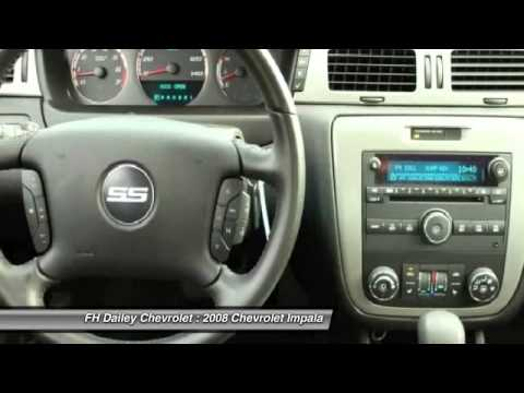 2008 Chevrolet Impala FH Dailey Chevrolet - Bay Area - San Leandro CA 1086