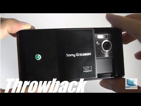 Throwback: Sony Ericsson Satio (Idou UI) - 12MP Cameraphone