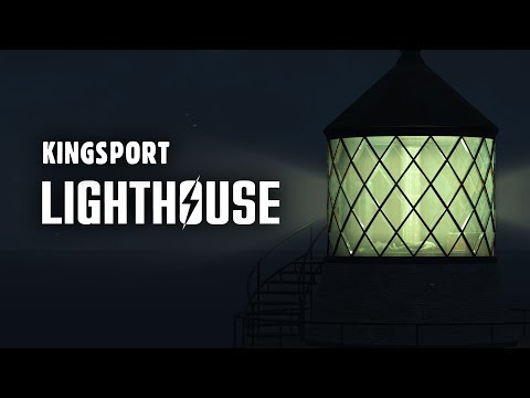 The Full Story of Kingsport Lighthouse: Plus, Settlement Build Revisited - Fallout 4 Lore