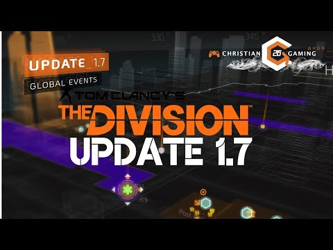 Tom Clancy's The Division Update 1.7 All The New Stuff [Ps4]