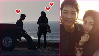 Behind The Scenes of Lee Seung Gi &amp Suzy in New Drama &quotVagabond&quot