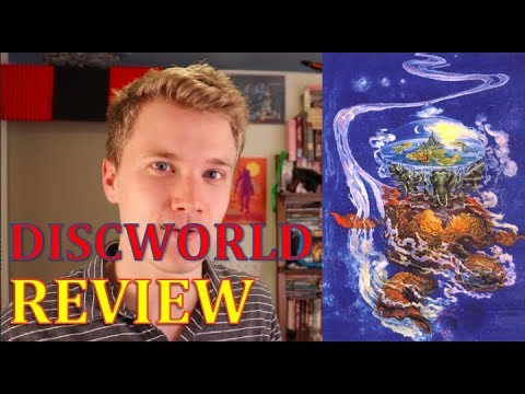 Discworld (Books 1 & 2) By Terry Pratchett -  REVIEW