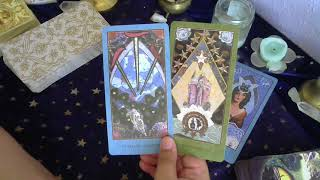 TAURUS July 2018 Psychic Tarot Reading
