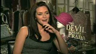 The Devil Wears Prada Emily Blunt interview