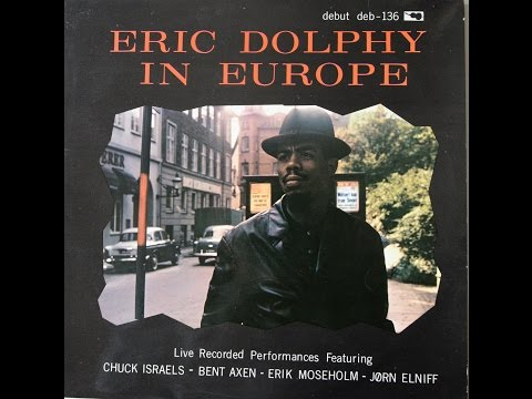 Eric Dolphy In Europe / debut DEB136 A