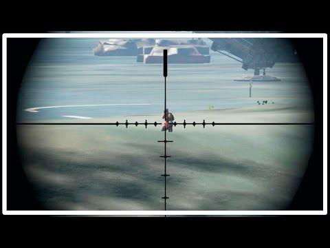 Дуэль снайперов [PLAYERUNKNOWN'S