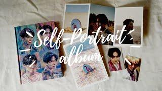 unboxing 엑소 exo 수호 suho 1st solo album; 자화상 self portrait / …