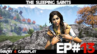 Let's Play Far Cry 4 Ep. 13- The Sleeping Saints (PS4)