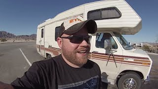 Arizona Foothills, Dateland, & Border Patrol
