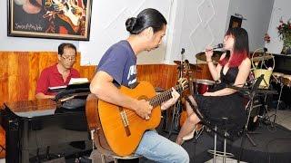 The Corner Band = Thục Uyên - Tình Khúc Mùa Xuân.