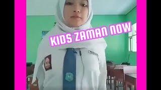 Viral Hijab Abg SMA ini Jogetnya Uda Asik banget..