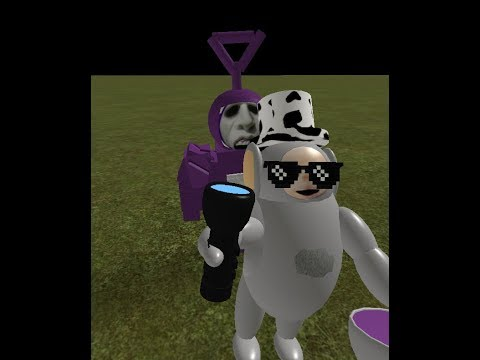 ROBLOX ANIMATION Slendytubbies forest