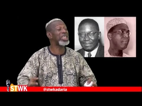 Azikiwe was a Yoruba man. Awolowo was the leader Igbos needed - Odia Ofeimun on Straight Talk 17c