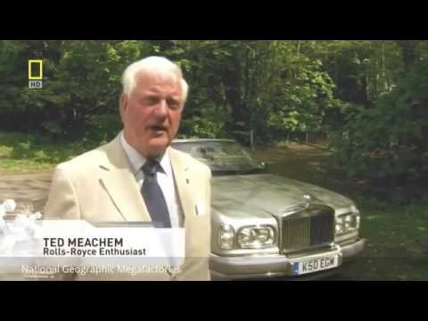 HD Rolls Royce Documentary - World's Best Luxury Car (Automobile) - NATGEO Megafactories