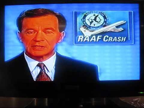 RAAF CRASH 707 1991 East Sale Victoria- Biggest jet aircraft to crash in Australia.