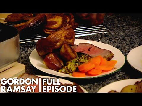 Gordon Ramsay Shows How To Make The Perfect Roast Beef | The F Word FULL EPISODE