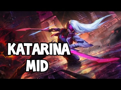PROJECT KATARINA MID GAMEPLAY - League of Legends