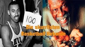 Die skurrilsten Basketball Rekorde der NBA #1