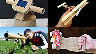 20 Amazing Things You Can Do at Home Compilation