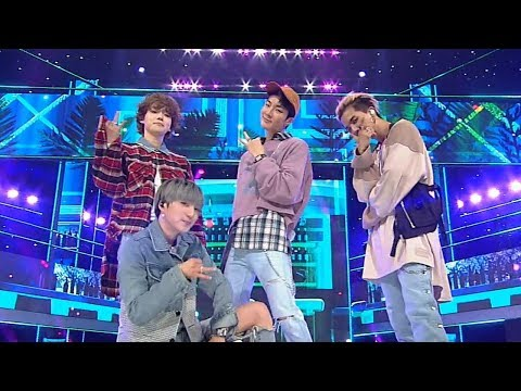 《EXCITING》 WINNER(위너) - EVERYDAY @인기가요 Inkigayo 20180429