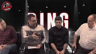 RING TALK - EPISODE 45 - 5th December 2018 - GOODWIN BOXING