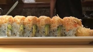 Rock And  Roll - Special Sushi  Roll | Daily Special | How To Make