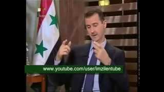 Funny - مشهد ممنوع من العرض لـ بشار الاسد