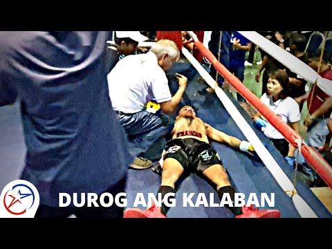The BEST Counter KNOCKOUT Win! | NAMALIPIT SA SAKIT |  Michael Mendoza vs Stevanus Nana Bau  | WBF