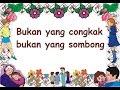 PERAMAH DAN SOPAN (LIRIK) - Lagu Anak - Cipt. Pak Dal - Musik Pompi S.