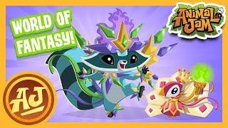 World of Fantasy Membership Bundle! | Animal Jam