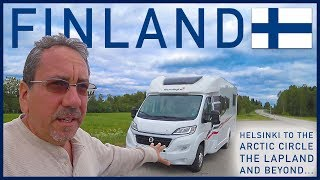 RVing in Finland: Road Trip to the Arctic Circle and Beyond